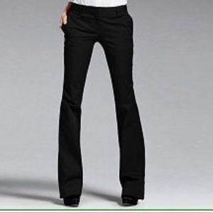 Body By Victoria Christie fit black pants size 4